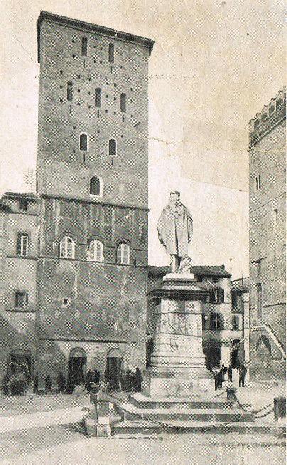 Piazza Garibaldi tempi addietro